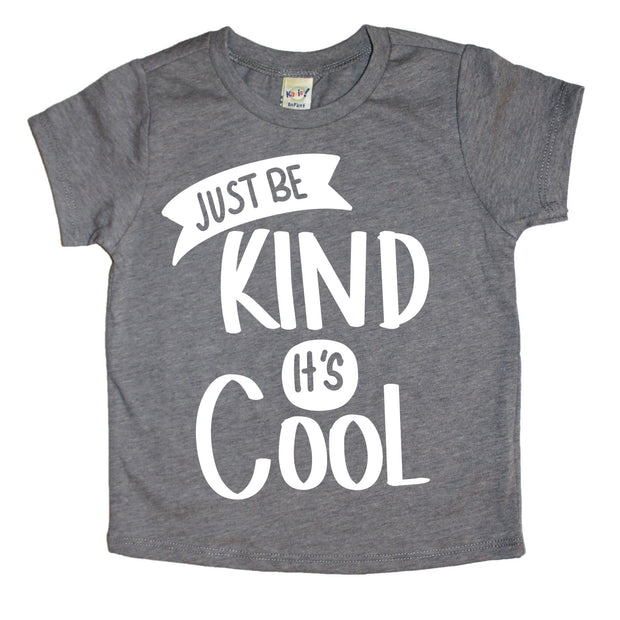 Just Be Kind Tee - Mattie and Mase