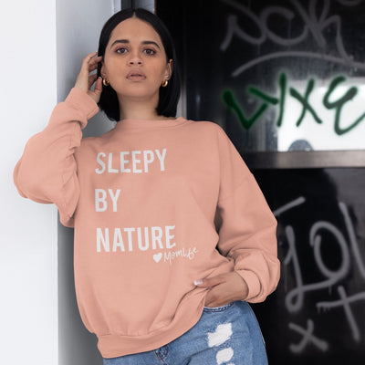 Sleepy By Nature Unisex Pullover