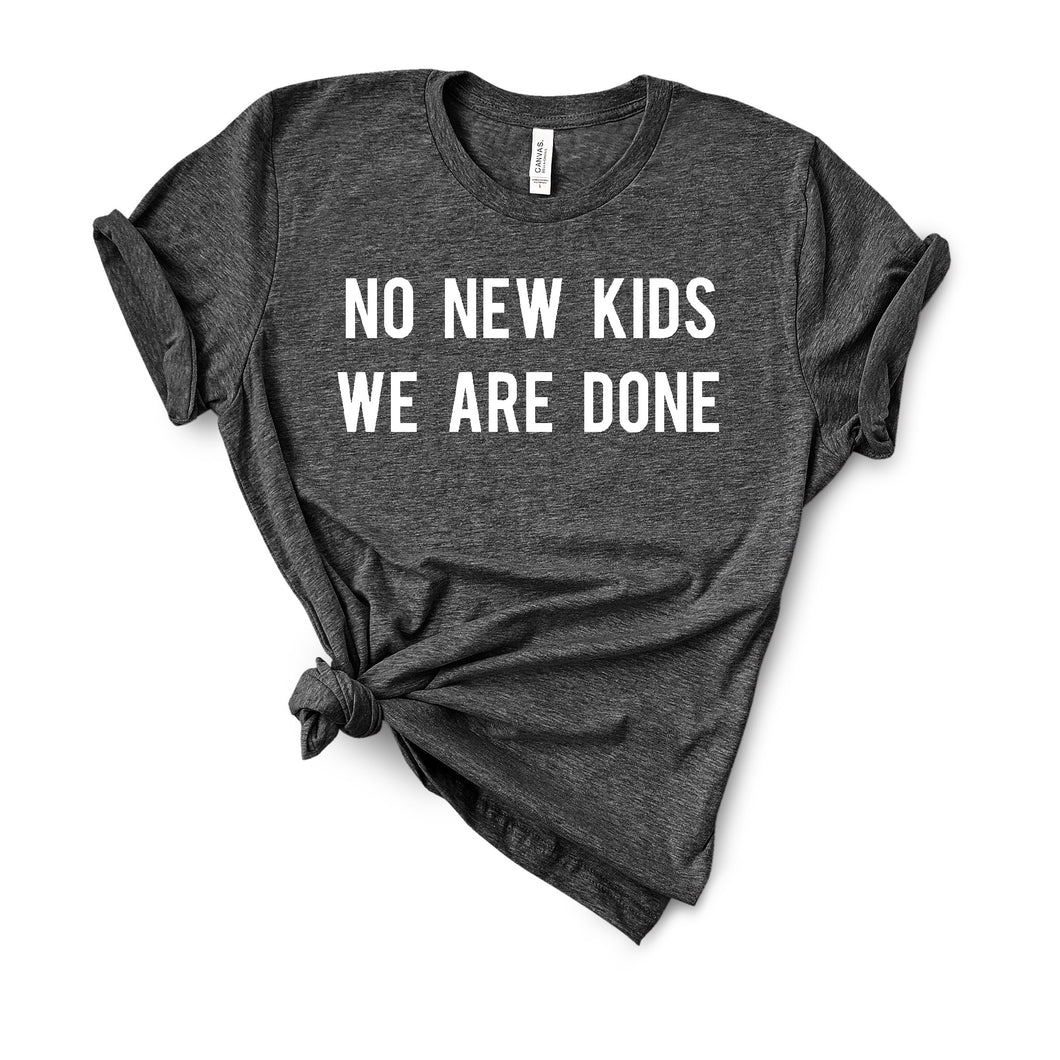 No New Kids Unisex Tee