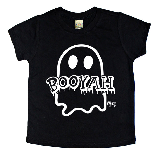 Booyah Ghost Tee - Mattie and Mase