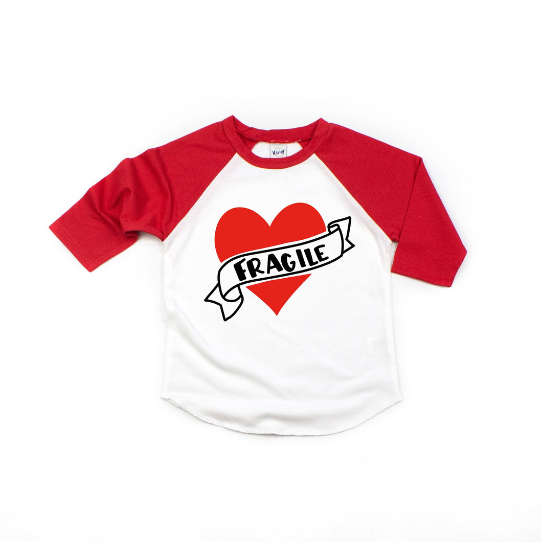 Fragile Heart Raglan