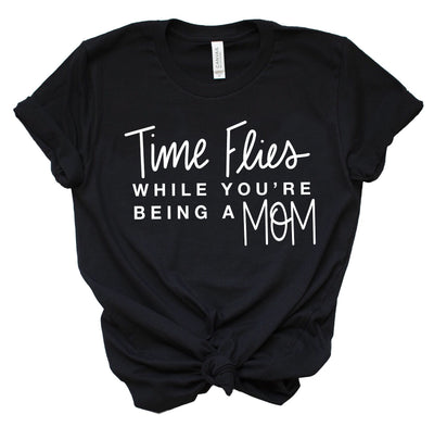 Being a Mom Unisex Tee