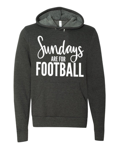 Sunday's Are For Football Unisex Hoodie