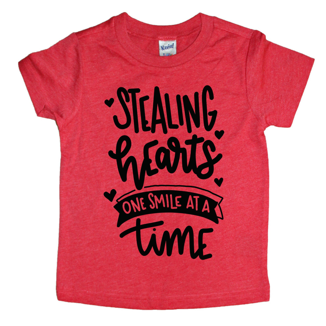 Stealing Hearts Kids Tee