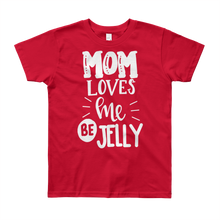 Mom Loves Me Tee - Mattie and Mase