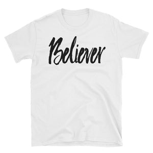 Believer Unisex T-Shirt - Mattie and Mase