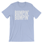 Bumpin Pregnancy Unisex short sleeve Tee - Mattie and Mase