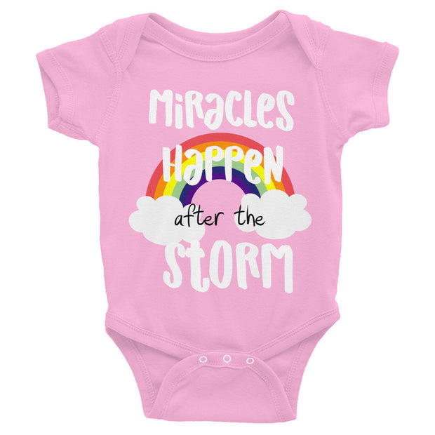 Rainbow Miracles Infant Bodysuit - Mattie and Mase