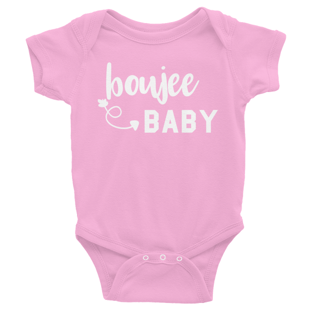 Boujee Baby Bodysuit - Mattie and Mase