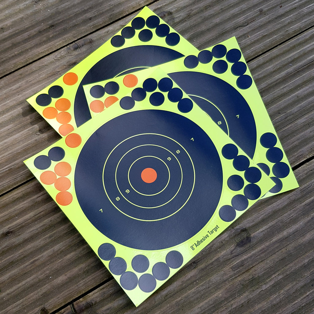 Splatter Targets now in stock! - SPLAT!