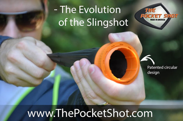 The Pocket-Shot (Orange)
