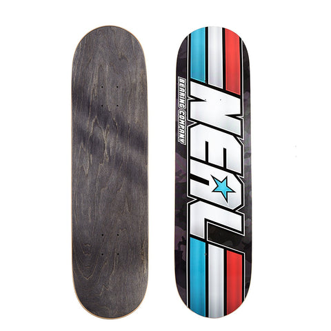 "Neal G.I. Deck 8"" or 8.25"" - NEAL BEARINGS, Sports - Best Skateboard Bearings, NEAL BEARINGS - NEAL BEARINGS, NEAL BEARINGS - NEALBEARINGS.com"