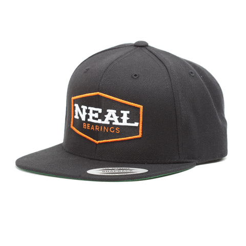 Neal Bearings OG Logo Hat - NEAL BEARINGS, Sports - Best Skateboard Bearings, NEAL BEARINGS - NEAL BEARINGS, NEAL BEARINGS - NEALBEARINGS.com