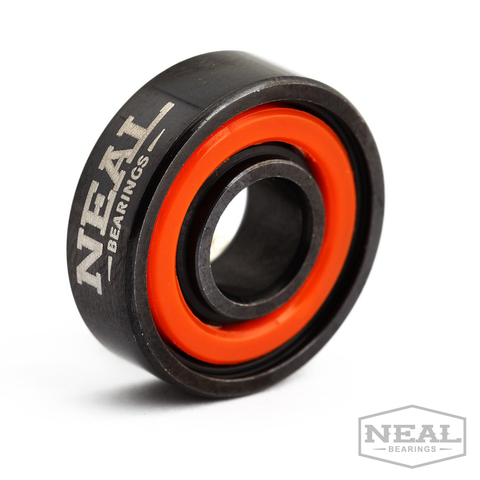 NEAL - Precision Titanium Skate Bearings - NEAL BEARINGS, Sports - Best Skateboard Bearings, Neal Bearings - NEAL BEARINGS, NEAL BEARINGS - NEALBEARINGS.com