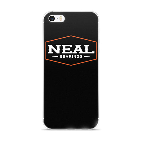 Neal Bearings iPhone 5/5s/Se, 6/6s, 6/6s Plus Case - NEAL BEARINGS,  - Best Skateboard Bearings, NEAL BEARINGS - NEAL BEARINGS, NEAL BEARINGS - NEALBEARINGS.com