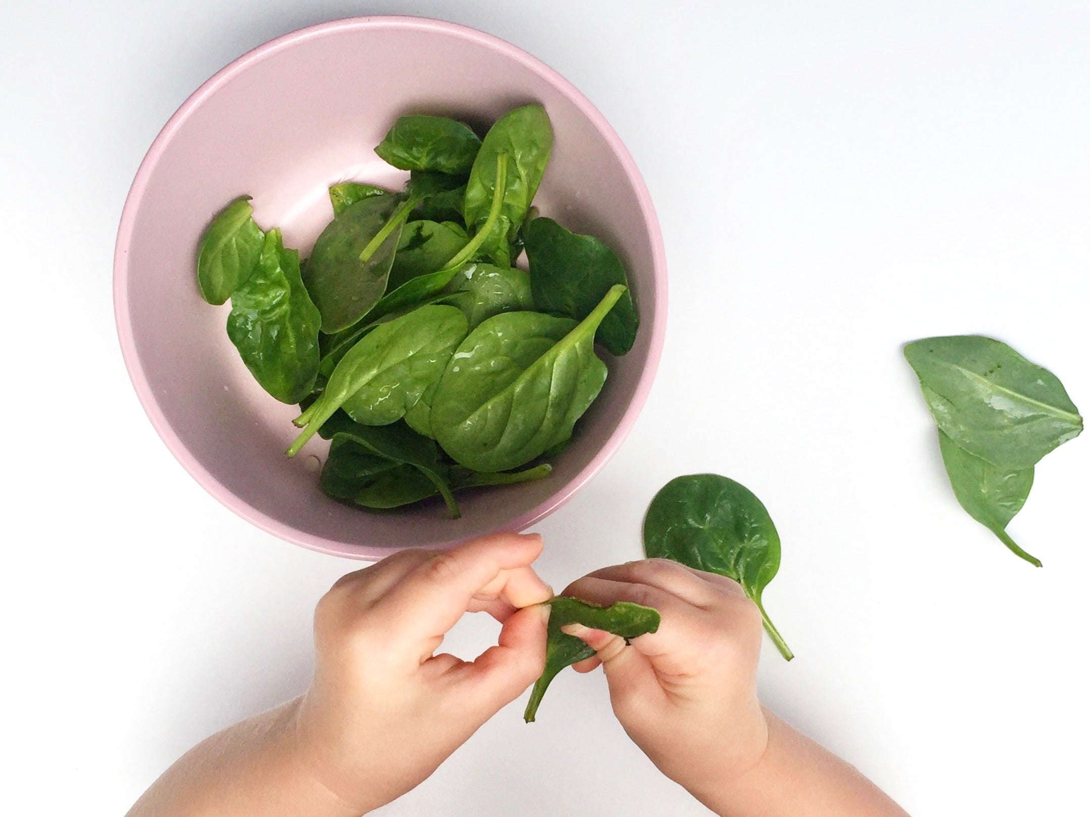 How To Get Your Kids to Eat More Greens