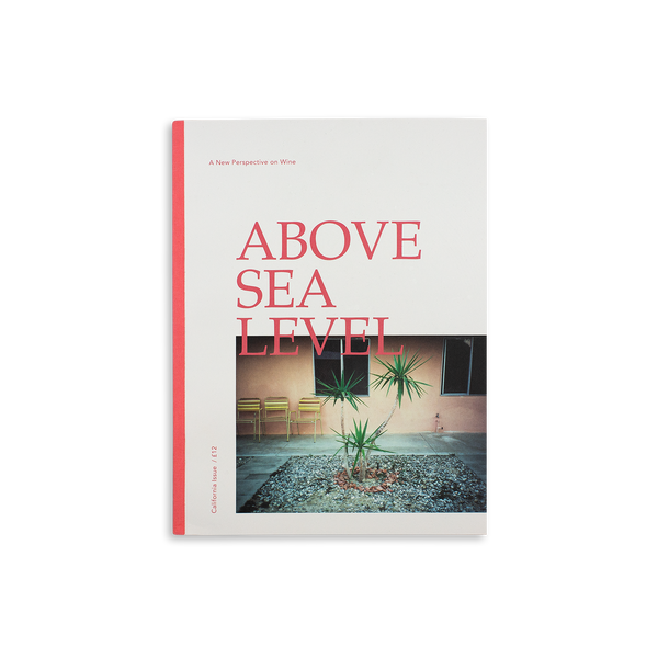 Above Sea Level - Issue 1: California
