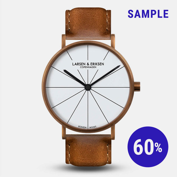 Absalon - Copper | White