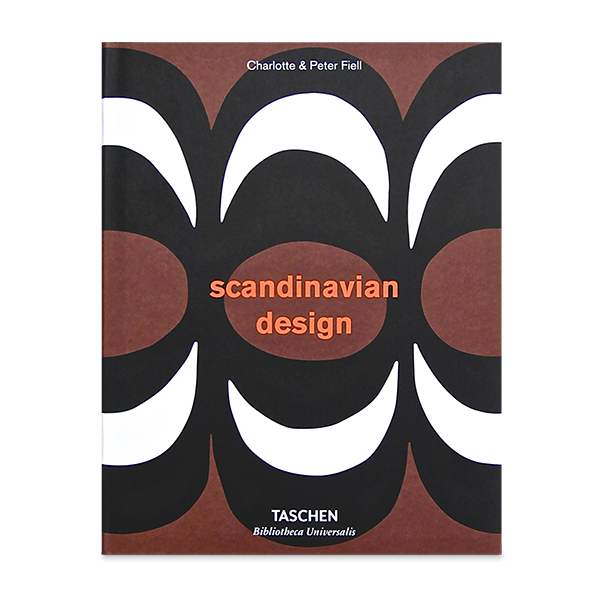 Coffee Table Book - Scandinavian Design. Front cover | LARSEN & ERIKSEN