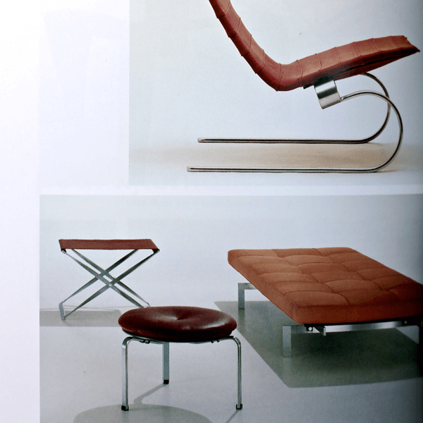 Coffee Table Book - Scandinavian Design. Inner page 6 | LARSEN & ERIKSEN