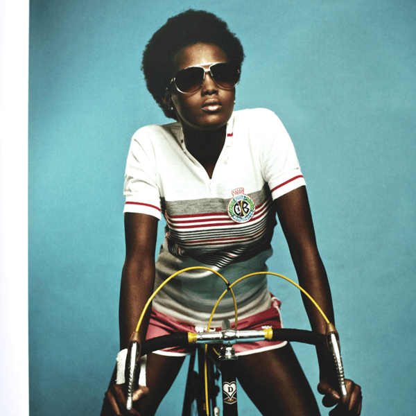 Coffee Table Book - Velo (2nd Gear): Bicycle Culture And Style. Inner page 1 | LARSEN & ERIKSEN