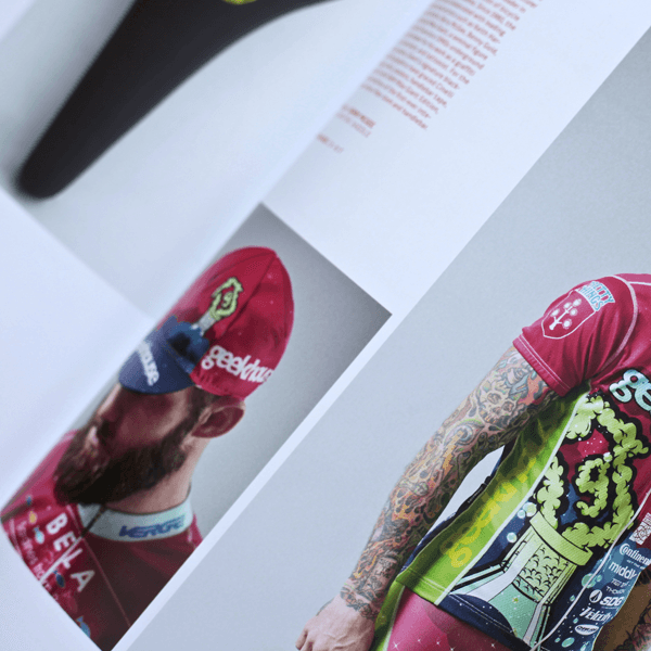 Coffee Table Book - Velo (2nd Gear): Bicycle Culture And Style. Inner page 2 | LARSEN & ERIKSEN