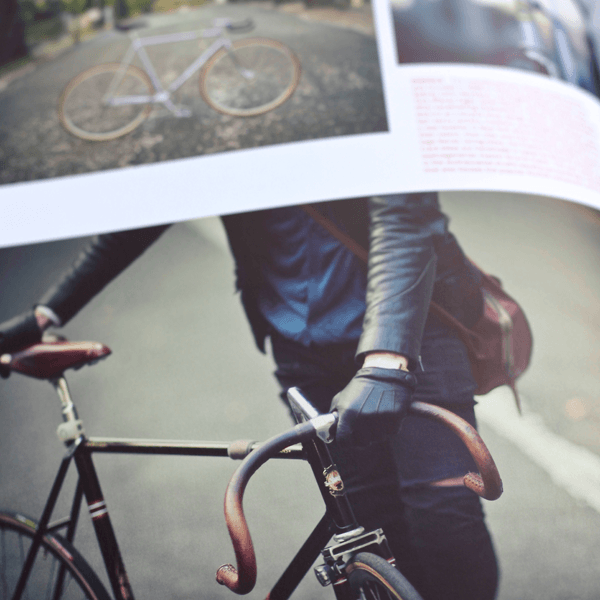 Coffee Table Book - Velo (2nd Gear): Bicycle Culture And Style. Inner page 3 | LARSEN & ERIKSEN
