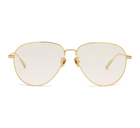 CAPELLA - 18K Gold - Optical Ultralight Aerospace Titanium Frame