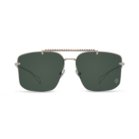 GATES Silver | Olive