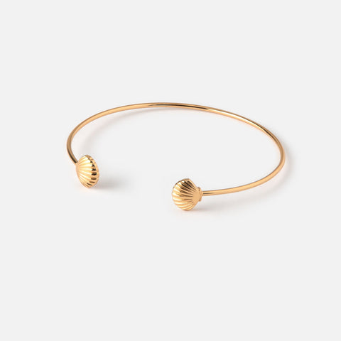 OPEN SHELL BANGLE