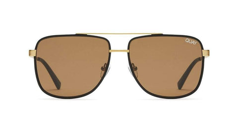 Quay Australia Sunglasses Modern Times - Bronze Black / Brown