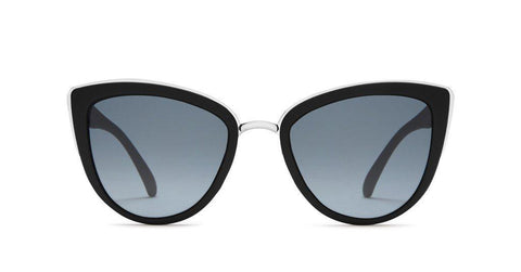 Quay Australia Sunglasses My Girl - Black / Smoke