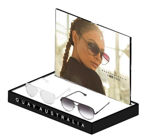 Quay Australia Sunglasses VM PRODUCT FEATURE UNIT