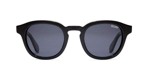 Quay Australia Sunglasses Walk On - Black / Smoke
