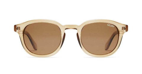 Quay Australia Sunglasses Walk On - Toffee / Brown