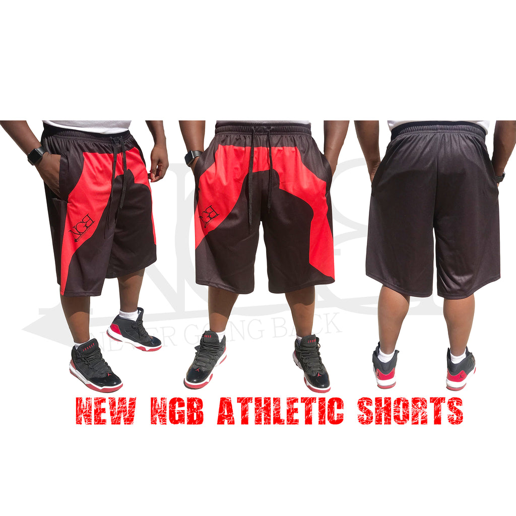 NGB ATHLETIC SHORTS