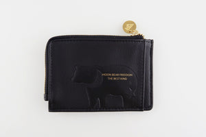 Moon Bear Freedom, The Best Kind Card Holder - VElove