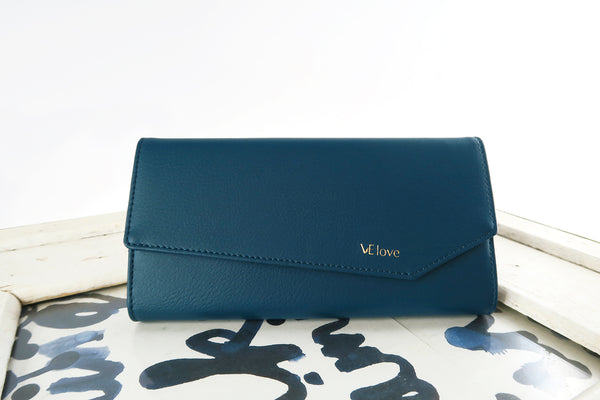 VElove Dog & Rabbit Wallet - Moonlight