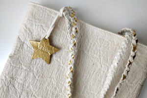 Light me up! Stars Tote Bag - Cream - VElove