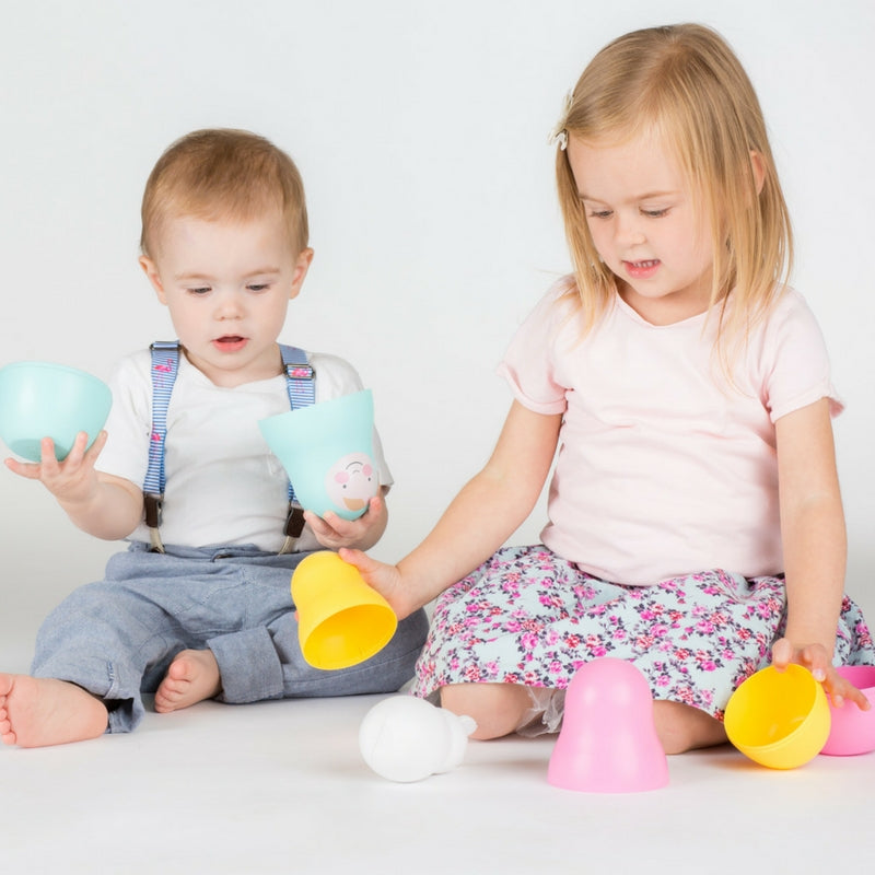 Sensory development in the first year