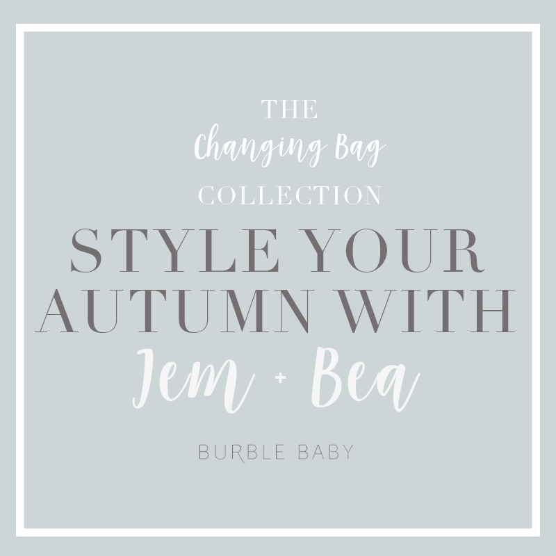 Style Your Autumn With JEM + BEA
