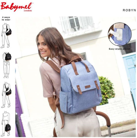 Babymel Robyn Backpack