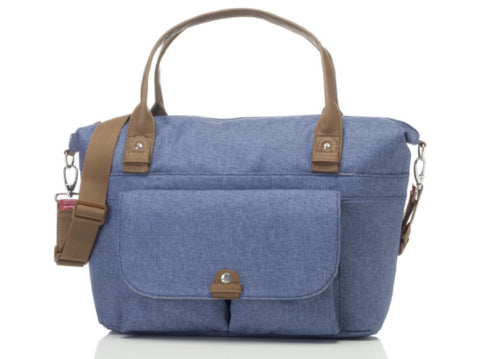 Babymel Jade Mid Blue Changing Bag