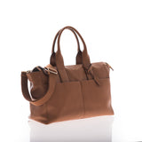JEM + BEA Jemima Tan Changing Bag - Burble Baby - 4