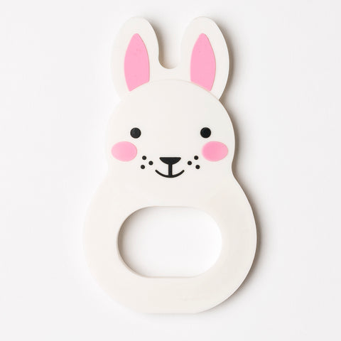 Rosa & Bo Bo Bunny Teething Toy