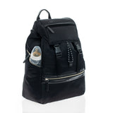 JEM + BEA Elliott Black Backpack Changing Bag