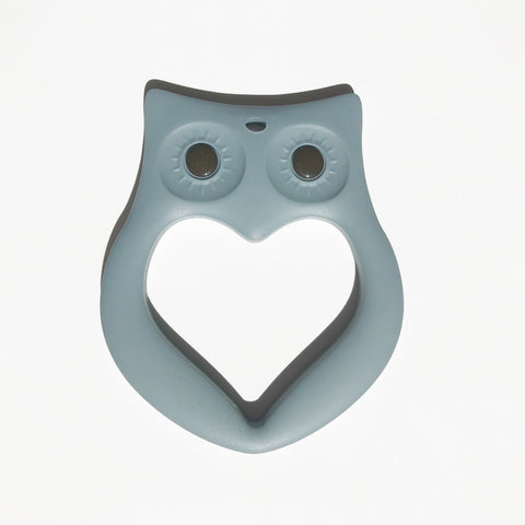 Mama Knows Grey Owl Teether
