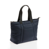 JEM + BEA Romy Puffer Tote Navy Changing Bag