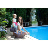 Storksak Noa Changing Bag Chestnut Grey