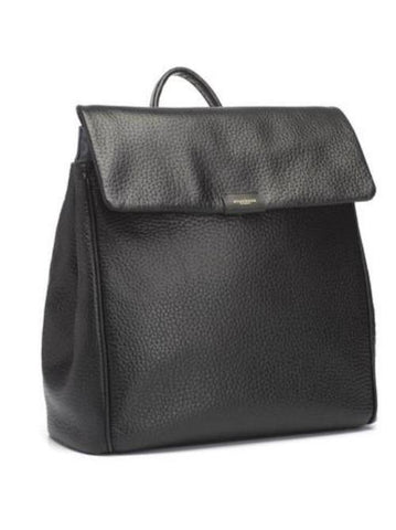 Storksak St James Leather Backpack Changing Bag